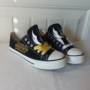 best service 029b5 e87a2 Shoes - Womens Star Wars Shoes Size 7